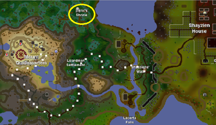How to Raid the Chambers of Xeric- An Old School RuneScape