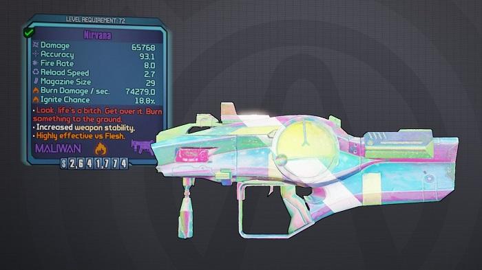 How to Get the 10 Best Weapons in Borderlands 2's Commander