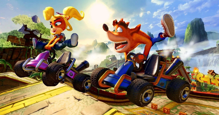 How to Unlock All Characters, Skins and Cheats in Crash Team