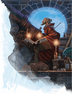 Dungeons and Dragons (5th Edition): How to Build a Wizard