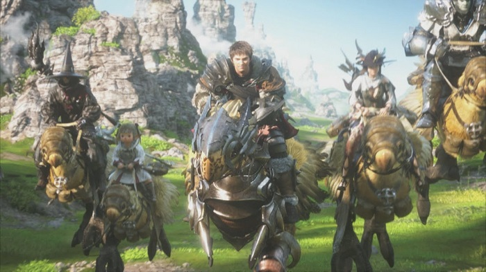 How to Reach Level 70 in a Hurry – A Final Fantasy XIV