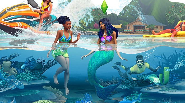 How to Become a Mermaid, How to Change Back Into a Human and