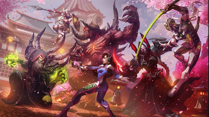 Heroes Of The Storm Tier List August 2020 Game Truth