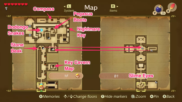 How To Unlock The Color Dungeon In Link S Awakening A